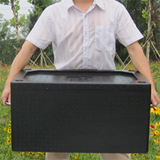 PK-51A:Food Carry Box with High Performance/ Capacity, Restaurant On-vehicle Delivery Box for Truck