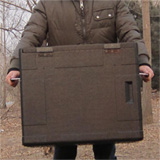 PK-78E:Food Delivery Box with High Heat Insulation for Car, Huge Food Take Out Box for Restaurant
