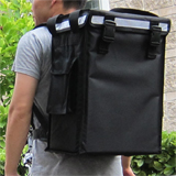 "PK-34V: Food Delivery Backpack, Food Delivery Equipment, Top Loading, 13"" L x 9"" W x 18"" H"