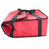 PK-29P: Smaller than 16 Inch Pizza Delivery Tote Bag, Thermal Delivery Bags, Hot Pizza Bag