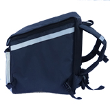 PK-50D: Flexible and Light Food Delivery Backpacks, Biker Takeout Carrier, Keep Hot and Hold, Cyclist Bags