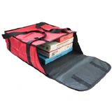 PK-59P: 18 - 20 Inch Pizza Delivery Tote Bag, Thermal Delivery Bags, Hot Pizza Bag